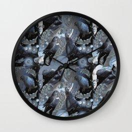 Jolie Ringneck Wall Clock