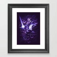 K-Night Framed Art Print
