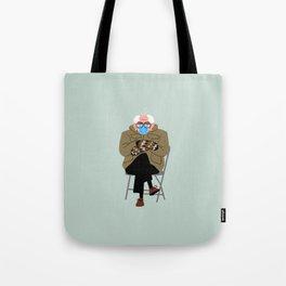 Bernie's Mittens Tote Bag