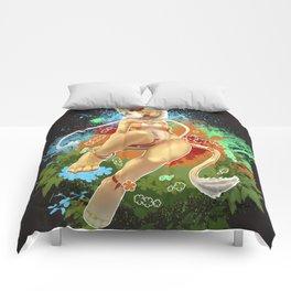 Djeneba'n' Sun Comforters