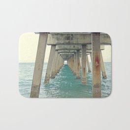Ocean Pier Bath Mat
