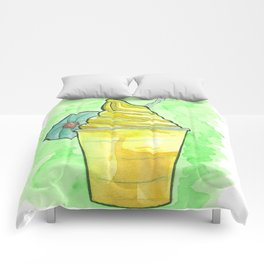Dole Whip Comforters