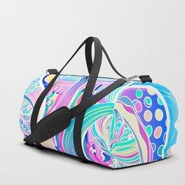 Magic Mushrooms Duffle Bag