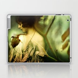 A Rose in Winter Laptop & iPad Skin