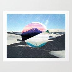 some things Art Print