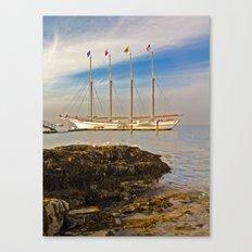 Margaret Waits Canvas Print