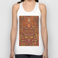 apollo Tank Tops featuring Apollo by mattmacpherson