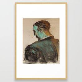 Gangster Noir, No.7 Framed Art Print