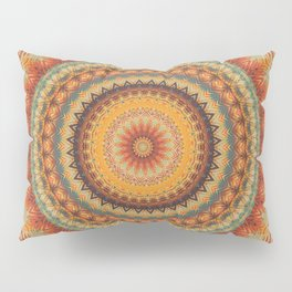 Mandala 393 Pillow Sham