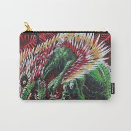 Murder in the Mesozoic Carry-All Pouch