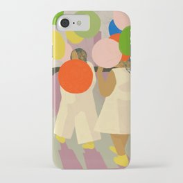 Parade of two iPhone Case