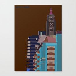 south bank (london) Canvas Print