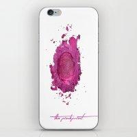 minaj iPhone & iPod Skins featuring The Pinkprint by Nicki Minaj Spain