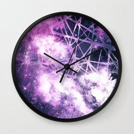 ε Purple Aquarii Wall Clock