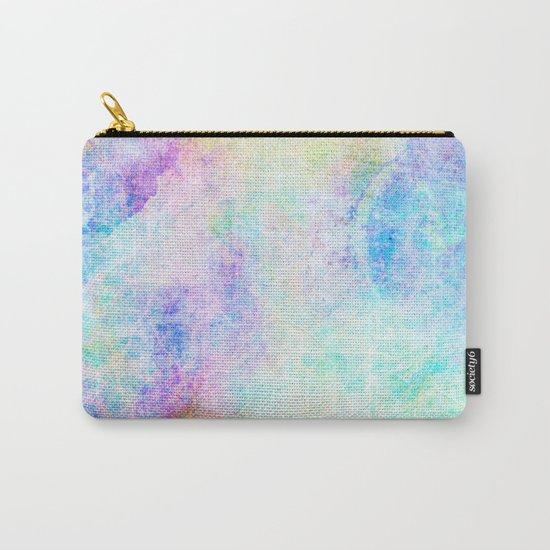 Pastel Color Splash 04 Carry-All Pouch