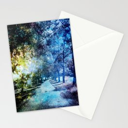 Walk The Path Stationery Cards