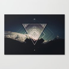 Forma 11 Canvas Print
