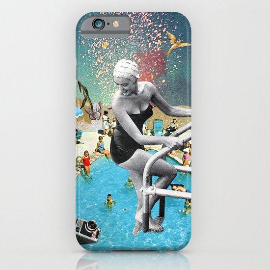 Happy Hippy Hippo iPhone & iPod Case