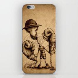 #17 iPhone Skin