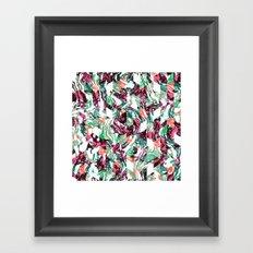 Rocky Diamonds Framed Art Print