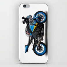 Honda CBR fireblade. iPhone & iPod Skin