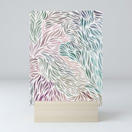 Pastel Flow Mini Art Print