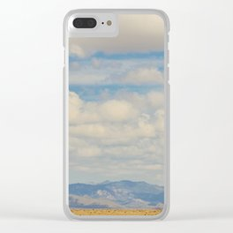 253 | marfa Clear iPhone Case