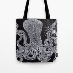 Life of Oceans: Tako Tote Bag