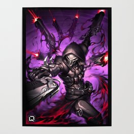 reaper over Poster