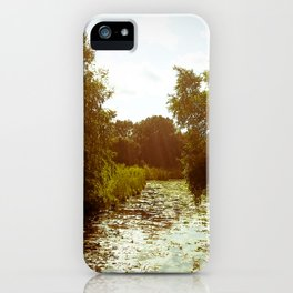 Inclination to Roam iPhone Case