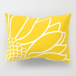 Sunflower Cheerfulness Pillow Sham
