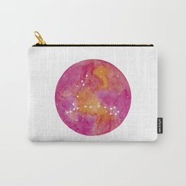 Pink Pisces Carry-All Pouch
