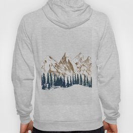 mountains 9 Hoody