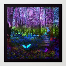 Return to Wonderland Canvas Print
