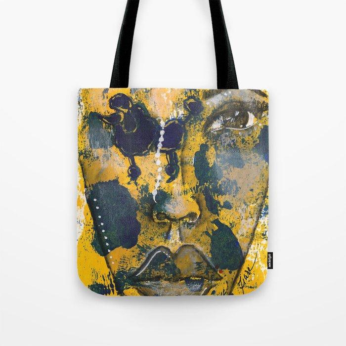 Come Thru Royal Tote Bag