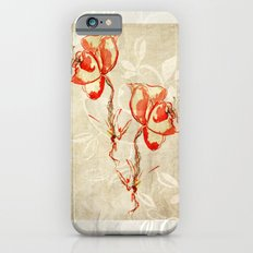 flower3 iPhone 6s Slim Case