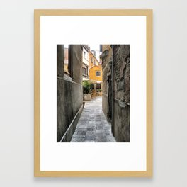 Venice Dream 2006 Framed Art Print