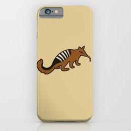 Cute Numbat iPhone Case