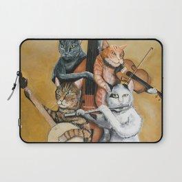 Cat Quartet Laptop Sleeve