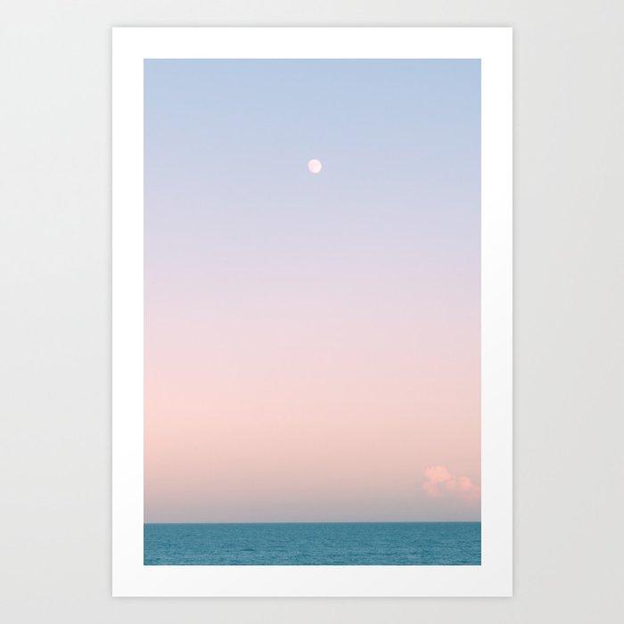 Awake Art Print