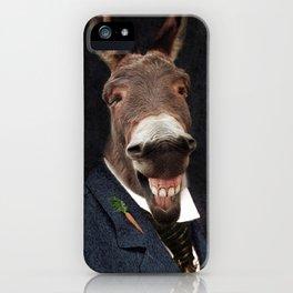 Donkey Eddie E. Smith iPhone Case