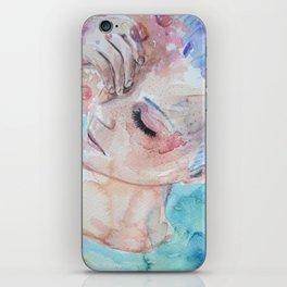 Frustration. iPhone Skin