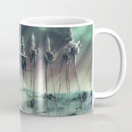 -Caravan Dali- GREEN Coffee Mug