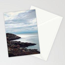 Rocky Cliffs Stationery Cards