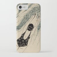 pool iPhone & iPod Cases featuring Pool by Agne Nananai