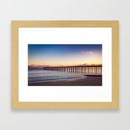 Felixstowe Pier Framed Art Print