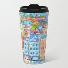 Madrid  Travel Mug