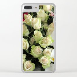 The Bouquet by Sara Evans Clear iPhone Case