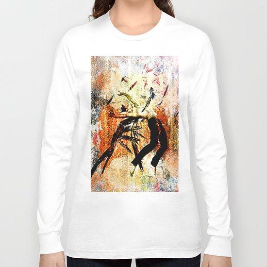 Fallen angel Long Sleeve T-shirt