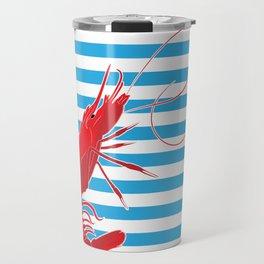 sailor prawn Travel Mug